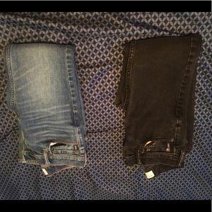 Abercrombie & Fitch Boy jeans size 9-10